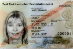 vorläufiger personalausweis
